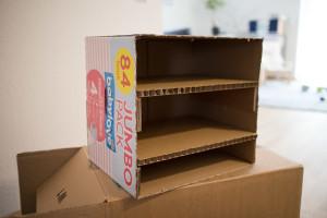Bastelanleitung Kinderkuche Selber Bauen Paula Punktchen