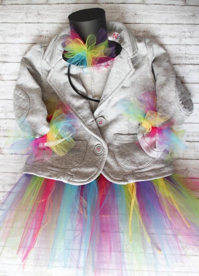 Kinderkostüme selber machen - Clown