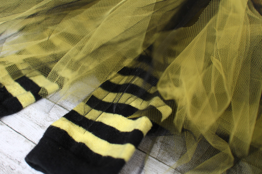 Kinderkostüme selber machen - Biene
