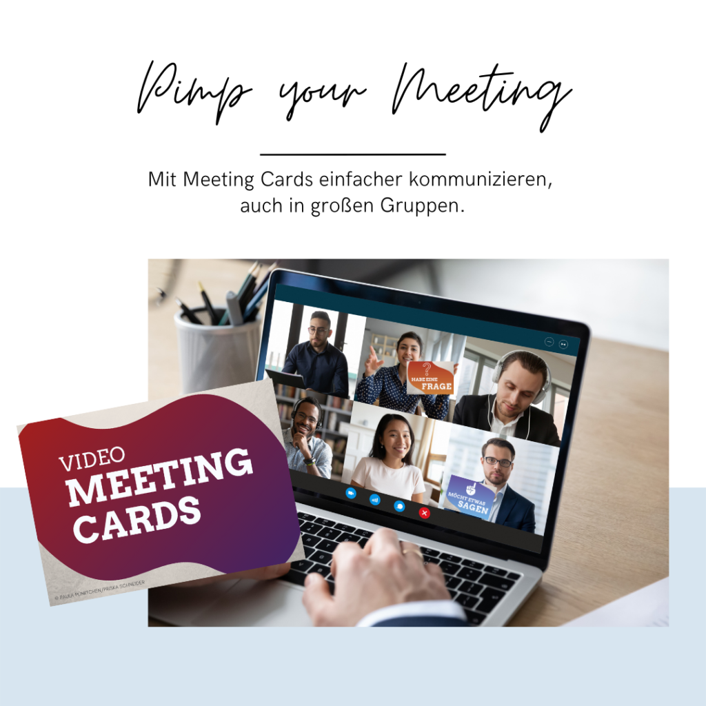 Video Meeting Cards